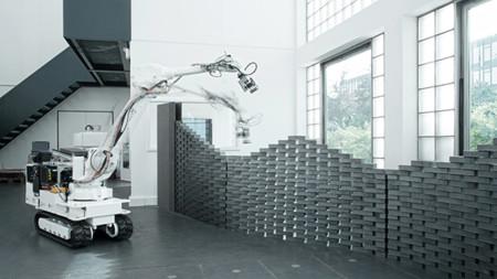 En busca del robot albañil: tres ejemplos que están gestando en Suiza