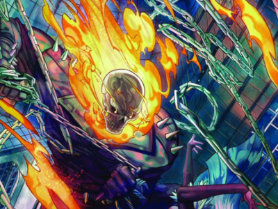 Marvel no espera a que arranque la Gamescom: Ghost Rider confirmado para Marvel vs. Capcom Infinite
