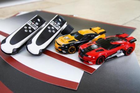 Real FX Race Cars, el futuro del Scalextric