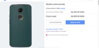 Motorola nos sorprende y reduce el precio del nuevo Moto X en México: 6 999 pesos