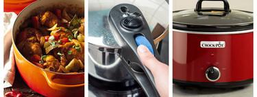 Olla de hierro, a presión o de cocción lenta: ventajas e inconvenientes (y cuál usar para cada tipo de guiso)