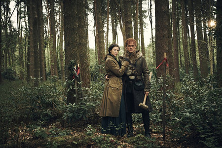 Carolina Del Norte Outlander Temporada Cinco