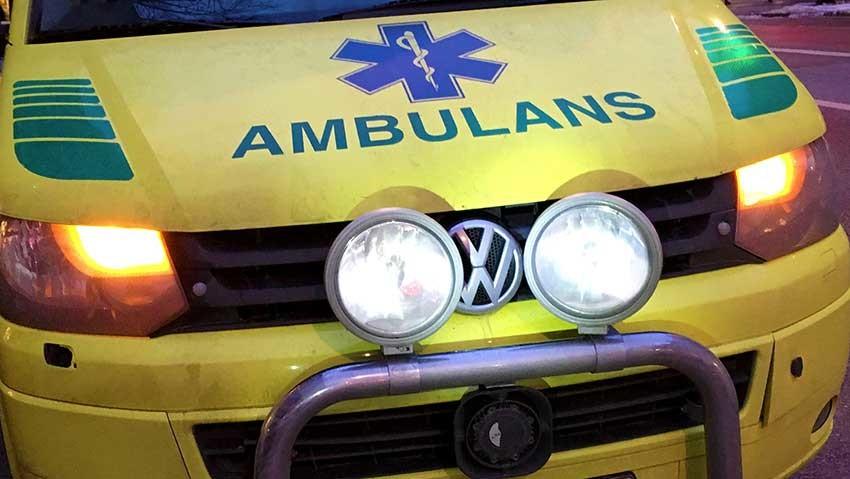 Ambulancia sueca