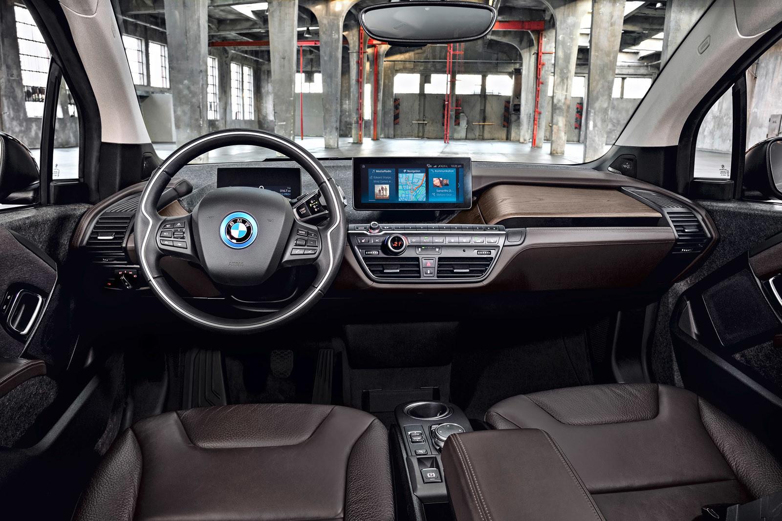 Foto de BMW i3 y i3s 2018 (104/139)