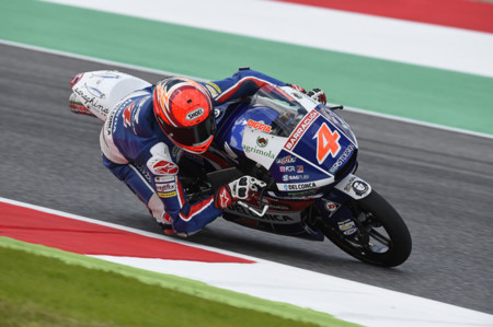 Fabio Di Giannantonio Gresini Moto3 2016