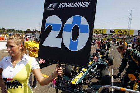 """Heikki Kovalainen listo para volver a un equipo """"grande"""""""