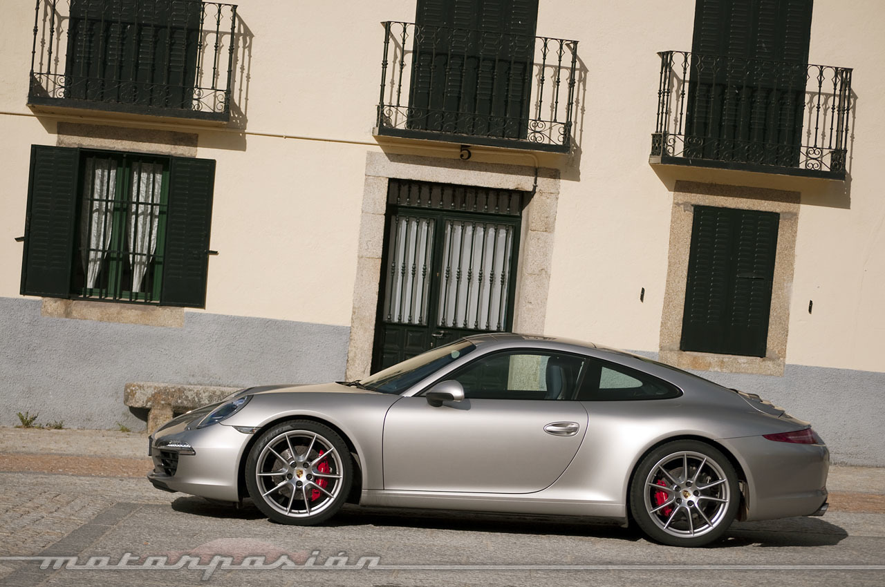 Foto de Porsche 911 Carrera S (prueba) (5/54)