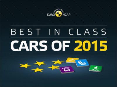 Estos son los coches más seguros del año según Euro NCAP