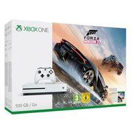 La Xbox One S de 500 Gb con Forza Horizon 3 y Halo Wars 2, esta mañana al mejor precio en Mediamarkt: sólo 259 euros