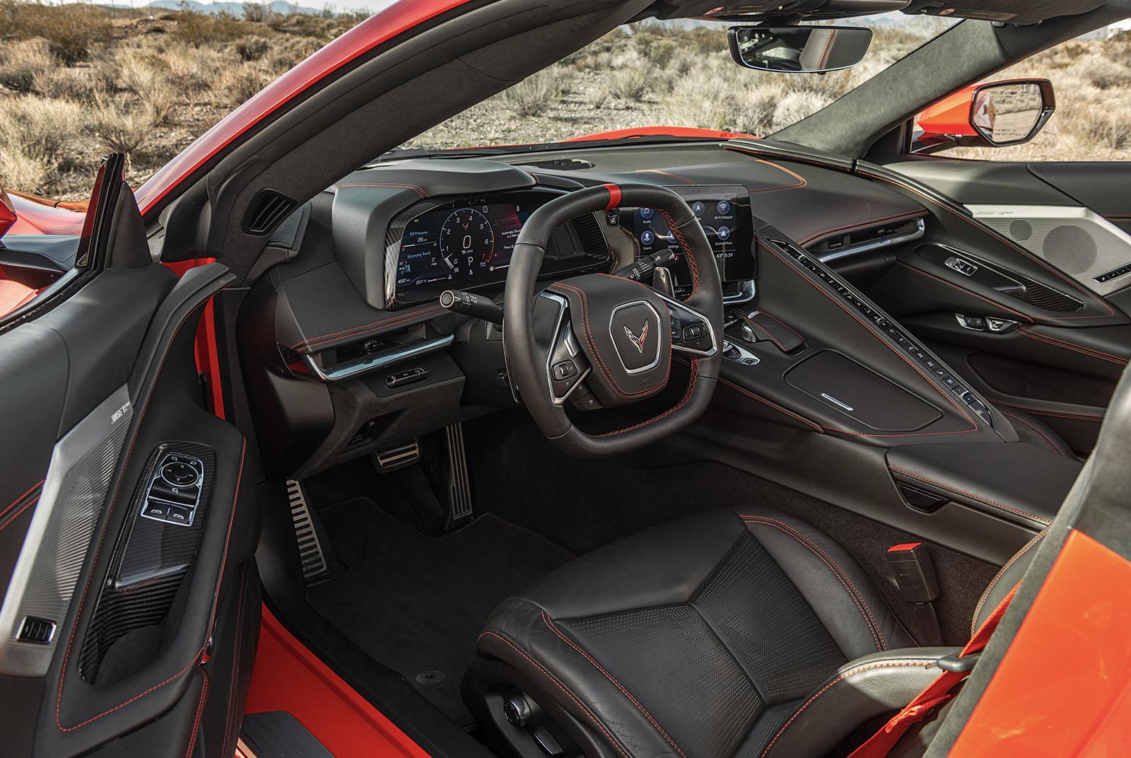 Foto de Chevrolet Corvette 2020 (prueba) (54/73)