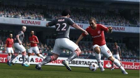 'PES 2012': guía de regates y controlar a dos jugadores a la vez. Vídeos