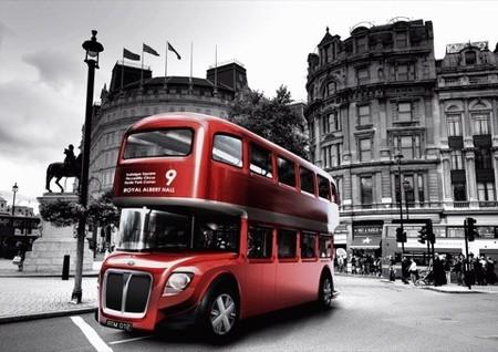 El autobús de Londres del futuro pensado por diseñadores españoles