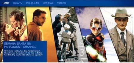 Paramount Channel se une a la oferta de canales en la TDT española especializados en películas