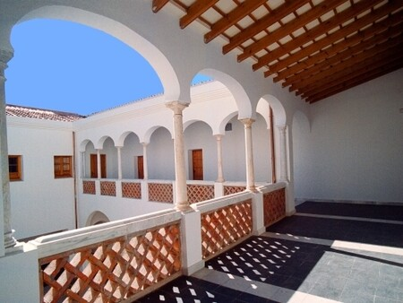 500 896 Claustro Museo De La Ciudad