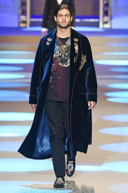 Maluma Y Demas Millennials Llevan Su Influencia Latina Al Desfile De Dolce Gabbana En Milan 04