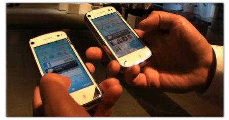 Firmware 2.0 para el Nokia N97 en vídeo, desplazamiento cinético y aplicación Facebook en octubre