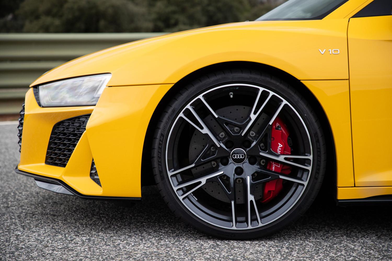 Foto de Audi R8 2019, toma de contacto (62/188)