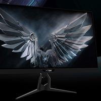 Los nuevos monitores de Gigabyte llegan a Europa: ya se pueden encontrar el AORUS CV27Q y AORUS FI27Q