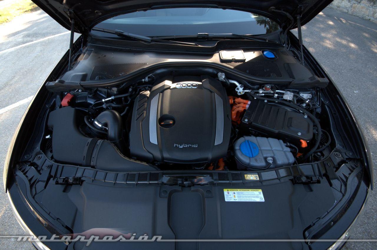 Foto de Audi A6 hybrid (prueba) (5/120)