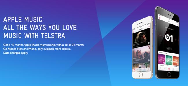 ¿12 meses de periodo de prueba en Apple Music? sí, en Australia es posible