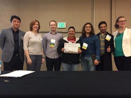 Jóvenes mexicanos ganan el Student Innovation Challenge del Haptics Symposium 2016