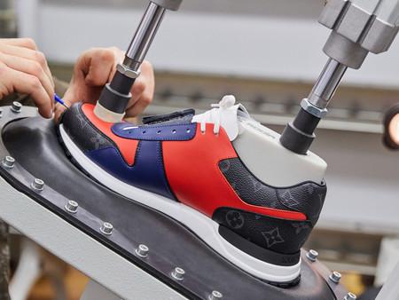 Louis Vuitton Se Apunta Al Diy Dandote La Posibilidad De Disenar Tus Propias Zapatillas