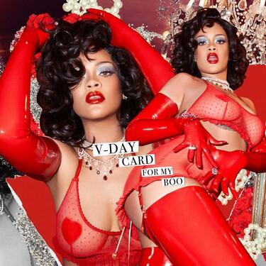 16 conjuntos de lencería roja que regalarte hoy para estrenar en San Valentín y poner las cosas muy picantes