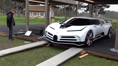 Bugatti Centidieci En Belgica 2