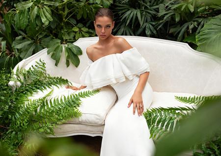 Pronovias, a través de su marca White One, anuncia su nueva colaboración con Zac Posen