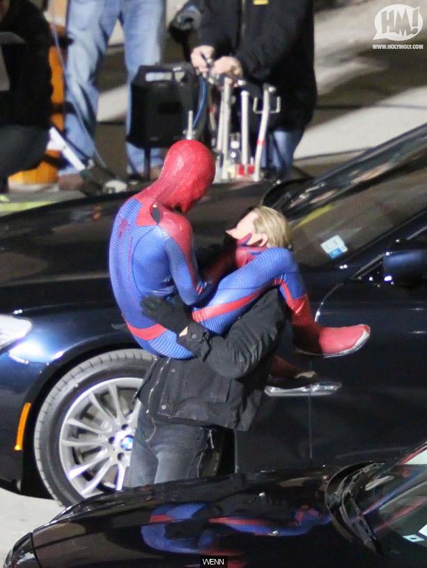 Foto de 'Spider-Man' de Marc Webb, nuevas fotos del rodaje (9/17)