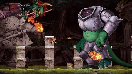 Ghosts 'n Goblins Resurrection comenzará junio con el lanzamiento de sus versiones para PS4, Xbox One y PC