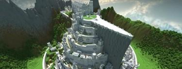 Las 17 creaciones más asombrosas (y bizarras) que se han hecho en Minecraft