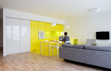 Apartamento colores primarios - 1