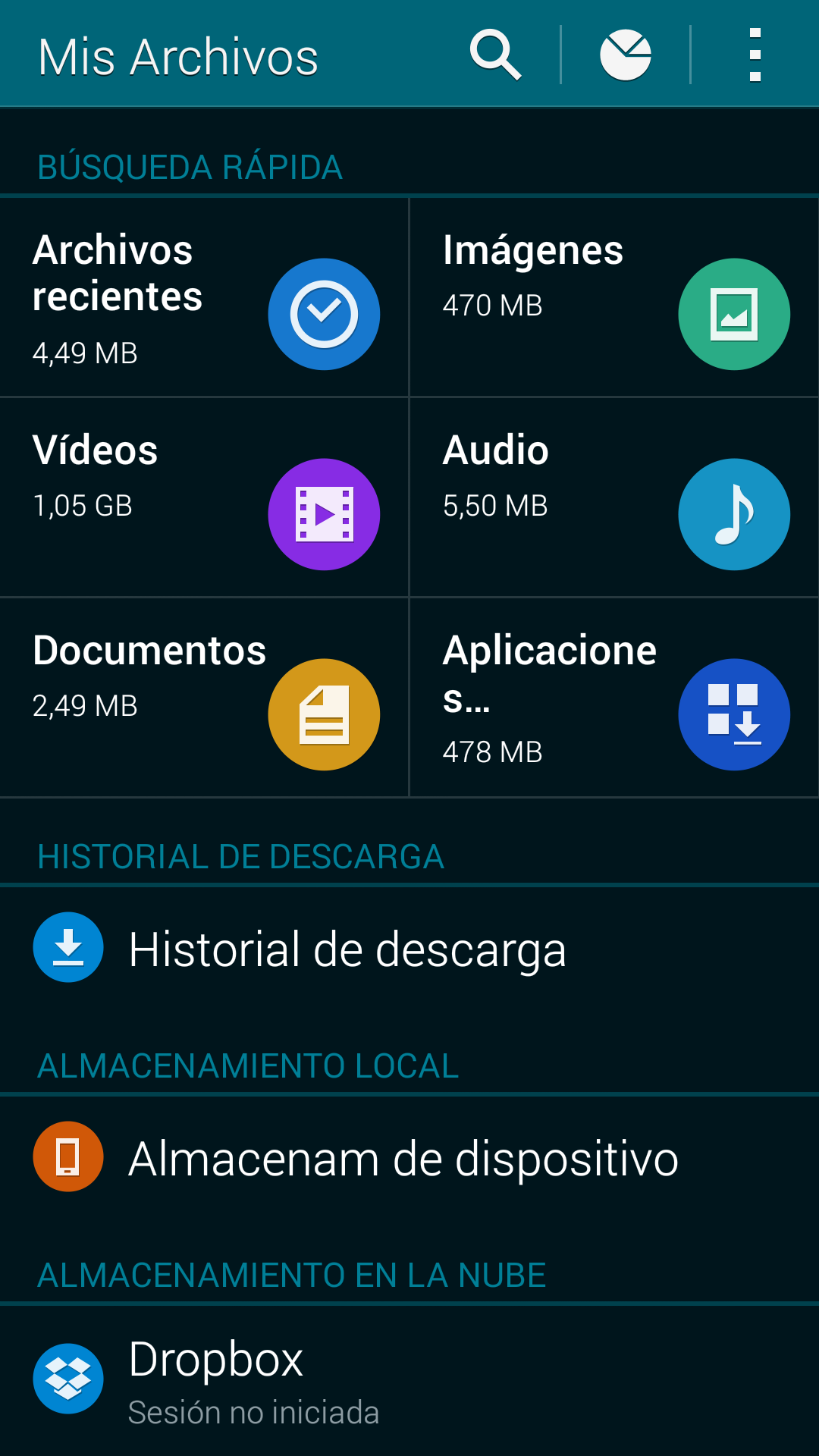 Foto de Touchwiz Galaxy S5 (23/31)