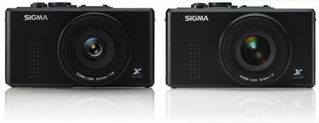 Nuevas compactas de Sigma: la DP1x y la DP2s