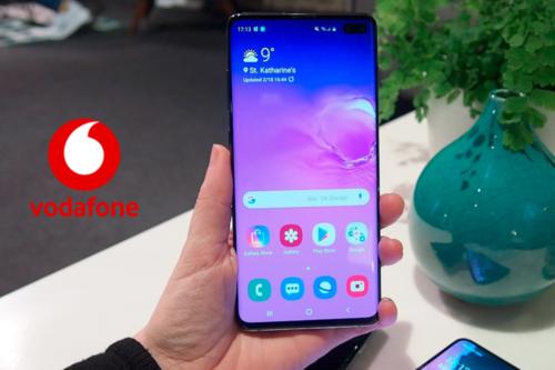 Precios Samsung Galaxy S10, Galaxy S10+ y Galaxy S10e con tarifas Vodafone