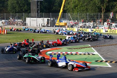 Se anuncia la lista de equipos que competirán en la GP3 Series de 2013 a 2015