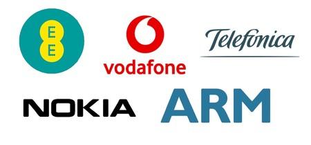 Empresas Europeas Huawei