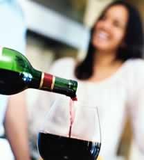 Consumo de vino de los jóvenes madrileños