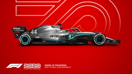 F1 2020: El nuevo videojuego oficial de la Fórmula 1 llegará en julio, 22 circuitos y muchas novedades