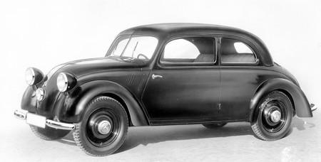 """Mercedes-Benz 170H, el auto que quería ganar la carrera del """"coche del pueblo"""" al Vocho... y casi lo logra"""