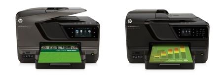 Nueva gama de impresoras HP Officejet Pro 8600 para empresas