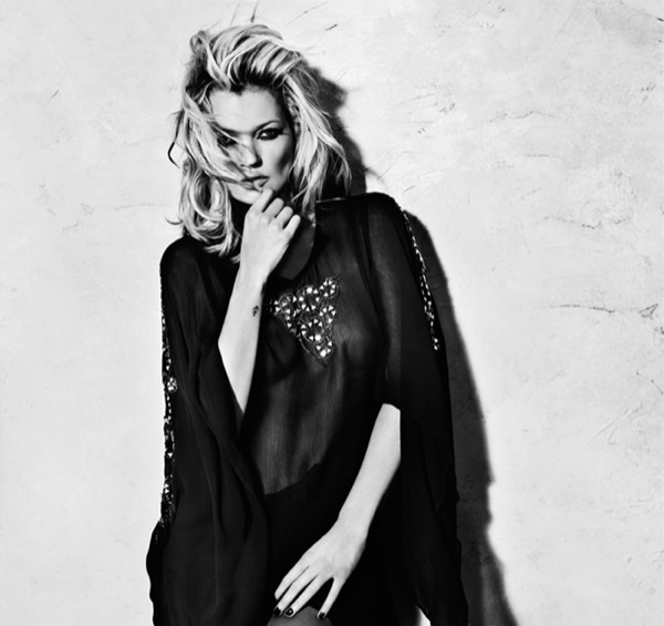 Foto de Kate Moss para TopShop Otoño-Invierno 2009/2010 (4/9)