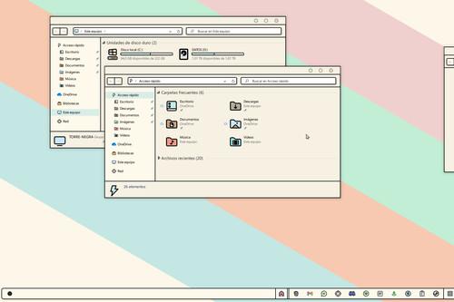 Cómo personalizar Windows 10 con temas de terceros sin tener que modificar archivos del sistema