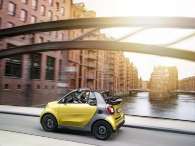 El Smart ForTwo eléctrico heredará el nuevo motor del Renault ZOE