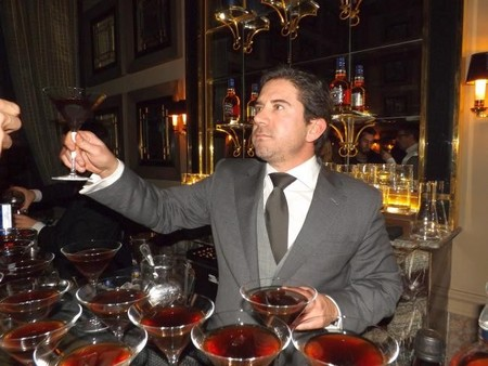 Presentación Whisky Chivas18 Pininfarina