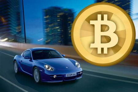 Vendido un Porsche Cayman usando bitcoins como moneda de cambio