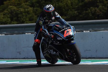Francesco Bagnaia Test Jerez Dia 3 2018