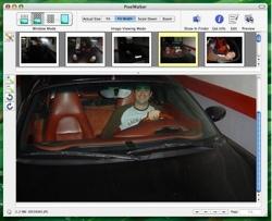 PixelWalker: Navegador de imágenes ligero