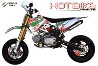 Rosciano Moto Hot Bike Italia 2013, pitbike de altos vuelos